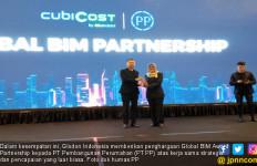 Terdepan Dalam Era Konstruksi Digital, PT PP Raih Penghargaan - JPNN.com