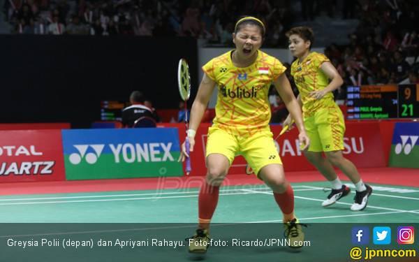 Jadwal Semifinal Indonesia Masters 2019 Hari Ini - JPNN.com