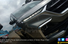 Kenalkan SUV Almaz, Wuling Genjot Perluasan Dealer Tahun Ini - JPNN.com