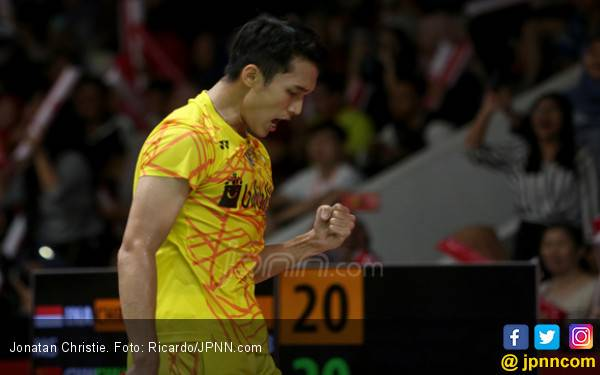 Singkirkan Shi Yuqi, Jojo Ketemu Srikanth di Perempat Final Indonesia Masters - JPNN.com