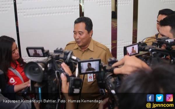 Pernyataan Kapuspen Kemendagri terkait Bupati Rangkap Plt Kadiskes - JPNN.com