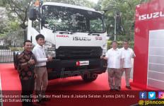 Isuzu Giga Tractor Head Baru Lebih Tangguh Memanggul Beban - JPNN.com