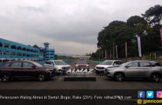 Baru Diluncurkan, Wuling Almaz Sudah Raup 1000 SPK Lebih - JPNN.com