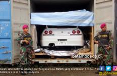 BC Batam Siap Bongkar Pelaku Penyeludupan Mobil Mewah Eks Singapura - JPNN.com
