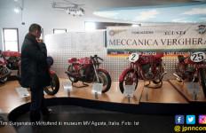 Tim Suryanation Motorland Giat Berburu Inspirasi Dunia Custom di Italia - JPNN.com