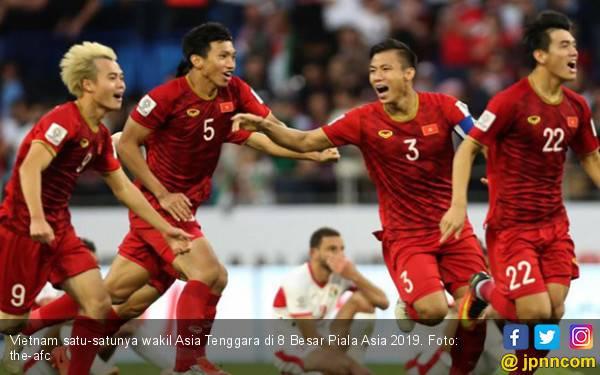 Tonight! Dua Big Match Perempat Final Piala Asia 2019 - JPNN.com