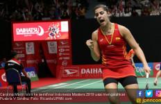 Carolina Marin jadi Semifinalis Terakhir Indonesia Masters, Siapa Lagi? - JPNN.com