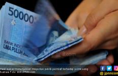 Minta Dukungan Warga, Caleg Tepergok Bagi Uang Saat Pengajian - JPNN.com