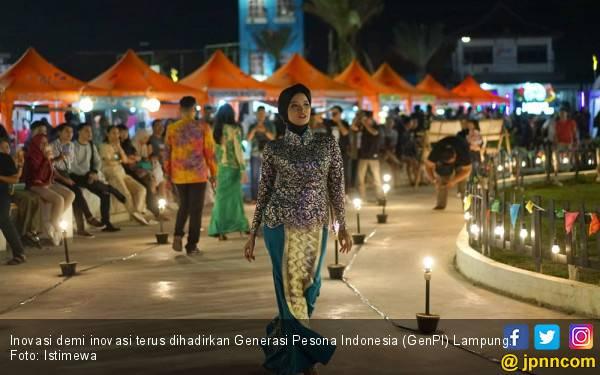 Genpi Lampung Gelar Pasar Lalang Waya Market - JPNN.com