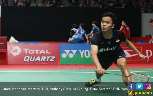 Big Match! Ginting Vs Momota di Indonesia Masters Sore Ini - JPNN.com