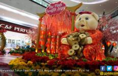 Pecahan Uang Rp 100 Ribu Laris Manis di Imlek 2019 - JPNN.com
