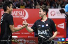 Butet Janji Berikan yang Terbaik Demi Tiket Final Indonesia Masters - JPNN.com
