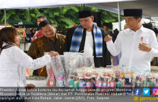 Jokowi Sebut Tiga Kunci Sukses Berwirausaha - JPNN.com