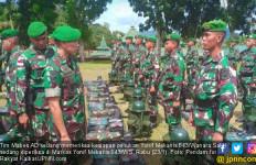 450 Prajurit TNI Siap Berangkat, Jangan Lupa Selalu Berdoa - JPNN.com
