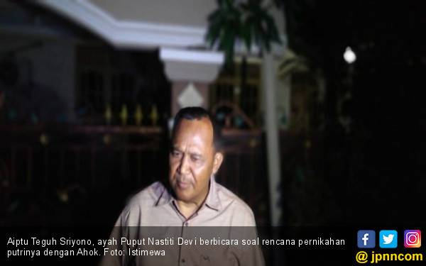 Terungkap Lokasi Pernikahan Ahok – Puput Nastiti Devi, Resepsi di Jawa - JPNN.com