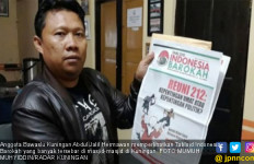 Baidowi: Tabloid Indonesia Barokah Tidak Terkait TKN Jokowi - Ma'ruf - JPNN.com