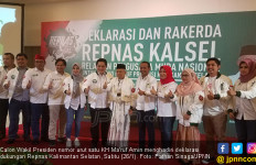 Para Pengusaha Kalsel Yakin Jokowi - Ma'ruf Bawa Ekonomi Lebih Baik - JPNN.com
