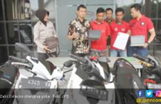 Duhhh, Debt Collector Kok Tagih Nasabah Bawa Senjata - JPNN.com