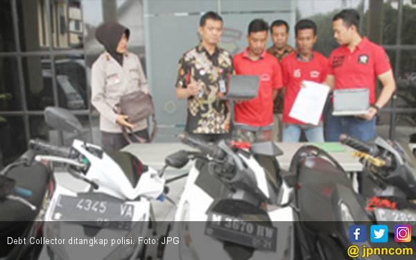 Debt Collector Masih Berkeliaran Rampas Motor - JPNN.com
