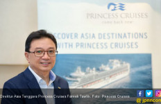Princess Cruises Sambut Juri Asia's Got Talent di Atas Majestic - JPNN.com