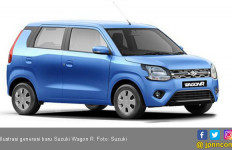 Suzuki Naikkan Gengsi Generasi Baru Wagon R - JPNN.com