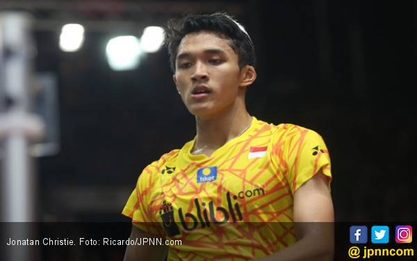 Antiklimaks, Jojo Tumbang di Semifinal Indonesia Masters - JPNN.com