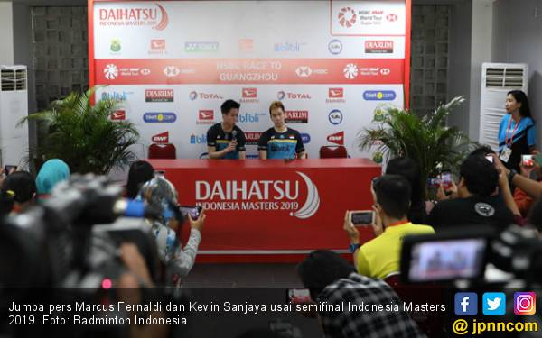 Tuan Rumah Punya 3 Wakil di Final Indonesia Masters, 1 Gelar Sudah di Tangan - JPNN.com