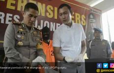 Pencuri Aneh,Tak Ambil Uang Hanya Bawa Lari Mesin ATM - JPNN.com
