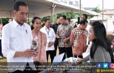 Presiden Joko Widodo Memuji Kerja Keras Bu Yuni - JPNN.com
