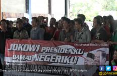 Kumpulan Driver Ojek dan Taksi Online Deklarasi Dukung Jokowi - Ma'ruf - JPNN.com