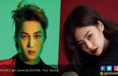 Mengecewakan, Kai EXO dan Jennie BLACKPINK Ternyata Cuma Cinta Kilat - JPNN.com