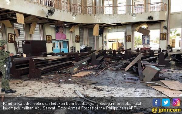 Abu Sayyaf Ingin Ciptakan Konflik Agama di Filipina - JPNN.com