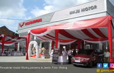Dealer Wuling Pertama di Jambi Kawal Perkenalan Wuling Almaz - JPNN.com
