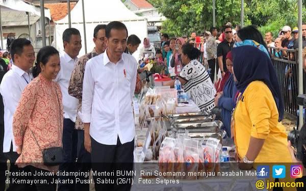 Program MEKAAR Sudah Menyasar 4 Juta Nasabah - JPNN.com