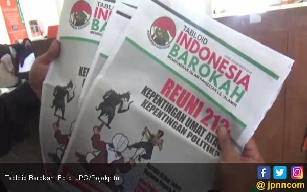 Ratusan Amplop Isi Tabloid Barokah Ditemukan di Kantor Pos - JPNN.com
