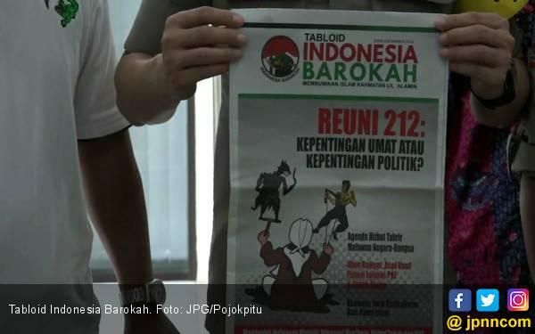 Ribuan Tabloid Barokah Diperiksa Polisi - JPNN.com