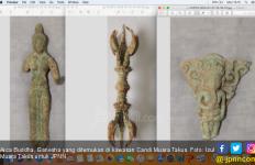 Pradaksina, Gajah di Candi Muara Takus Menjalankan Ritual Buddha? - JPNN.com
