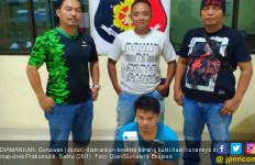 Pencuri Ponsel di Prabumulih Terkapar Ditembak Polisi - JPNN.com