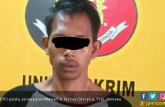 DPO Kasus Perampokan Alfamart di Batanghari Akhirnya Diringkus - JPNN.com