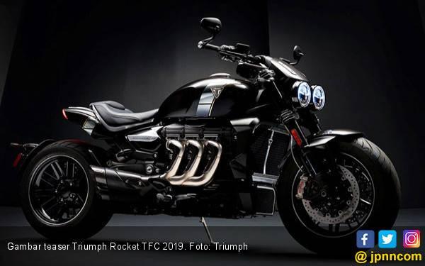 Sesumbar Triumph Rocket TFC 2019 Tantang Ducati XDiavel - JPNN.com