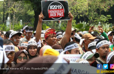 Perkembangan Kasus Honorer K2 DKI Jakarta Disuruh Masuk Selokan - JPNN.com