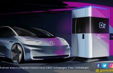 Volkswagen Bakal Produksi Baterai Mobil Listrik Secara Mandiri - JPNN.com