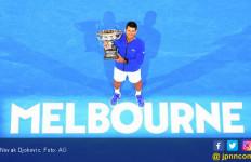 Novak Djokovic Ukir Rekor di Australian Open - JPNN.com