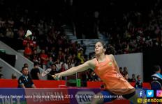 Saina Nehwal Tak Bisa Bangga jadi Juara Indonesia Masters 2019 - JPNN.com