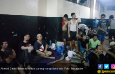 Ahmad Dhani Tempati Sel Berpenghuni 300 Tahanan di Rutan Cipinang - JPNN.com