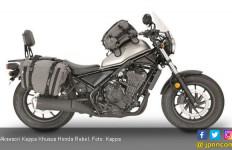 Aksesori Kappa Khusus Honda Rebel - JPNN.com