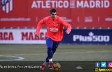 Alvaro Morata jadi Pemilik Nomor 22 di Atletico Madrid - JPNN.com