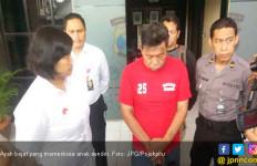 Ayah Bejat! 10 Tahun Perkosa Anak Kandung - JPNN.com