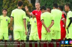 Arema FC Berburu Sponsor Baru - JPNN.com