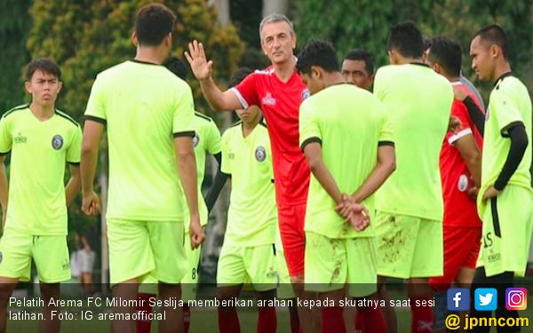 Tak Bisa Bersantai Lama-lama, Arema Langsung Bersua Persib-Persebaya di Liga 1 - JPNN.com